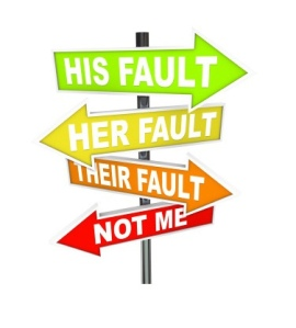 personal responsibility - fault
